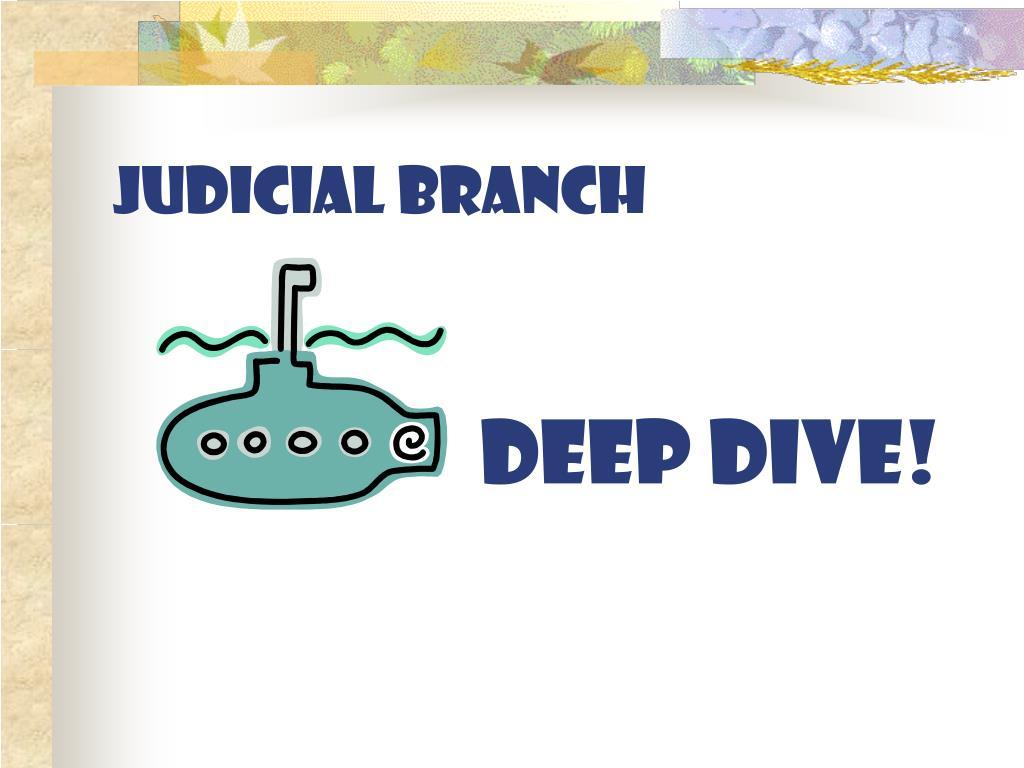 judicial branch l.
