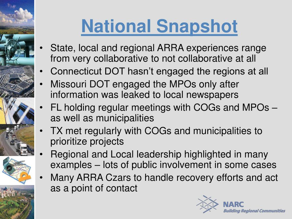 National Snapshot