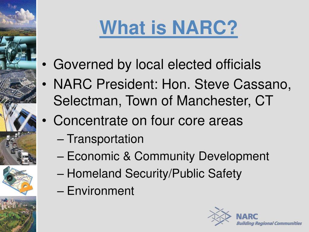 What is NARC?