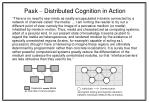 pask distributed cognition in action