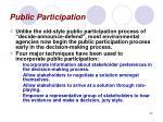 public participation35