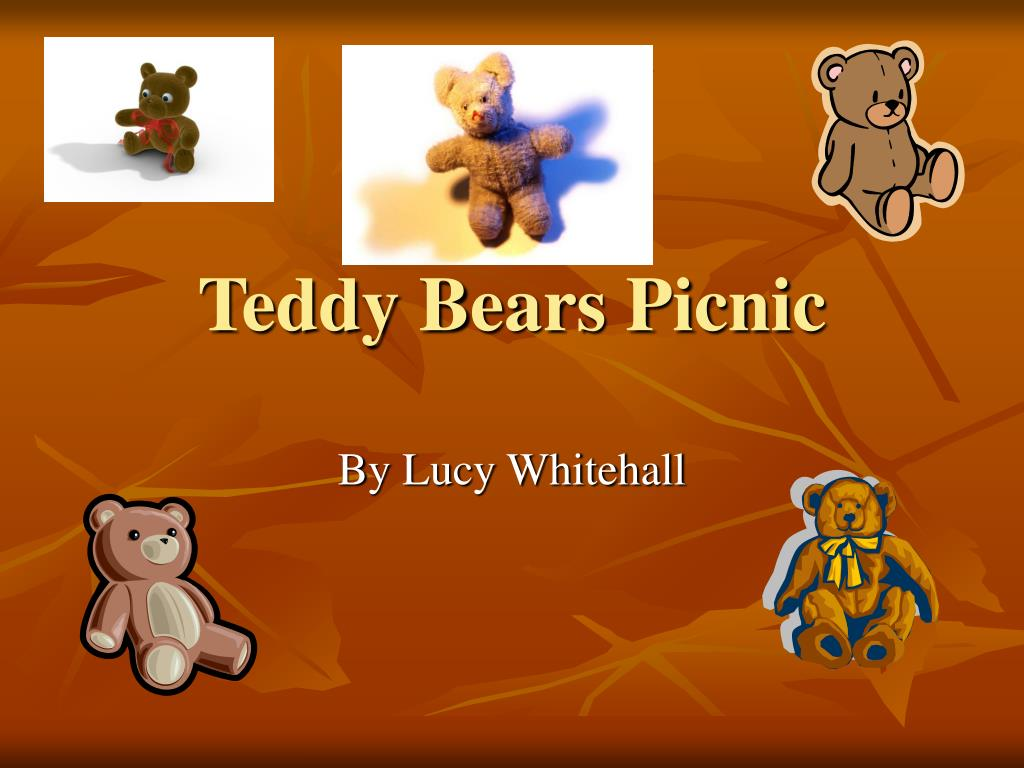teddy bears picnic l.