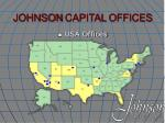 johnson capital offices