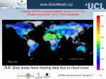example meris broadband albedo product doy 193 16 day time period 12 27 7 03 shortwave