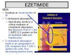ezetimide