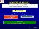 diabetes estudio
