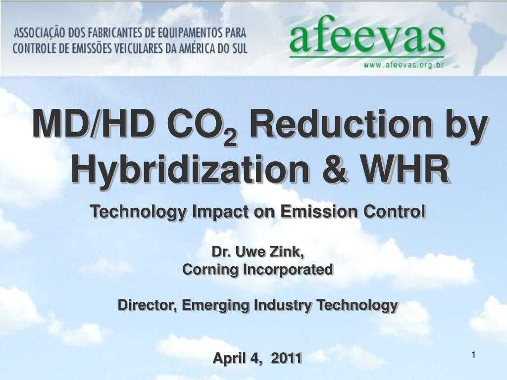 md hd co 2 reduction by hybridization whr l.