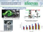 mechanical electrical turbocompounding extracting heat upstream of aftertreatment
