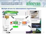 multiple drivers for aftertreatment requirements