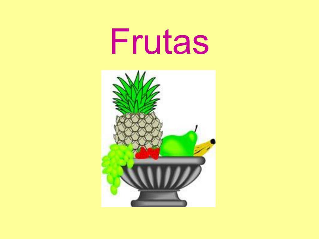 frutas l.