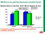 melhora as performances zoot cnicas
