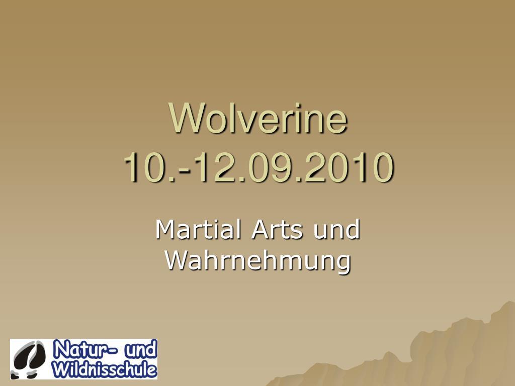 wolverine 10 12 09 2010 l.