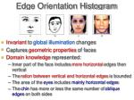 edge orientation histogram
