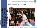 itf technical content31