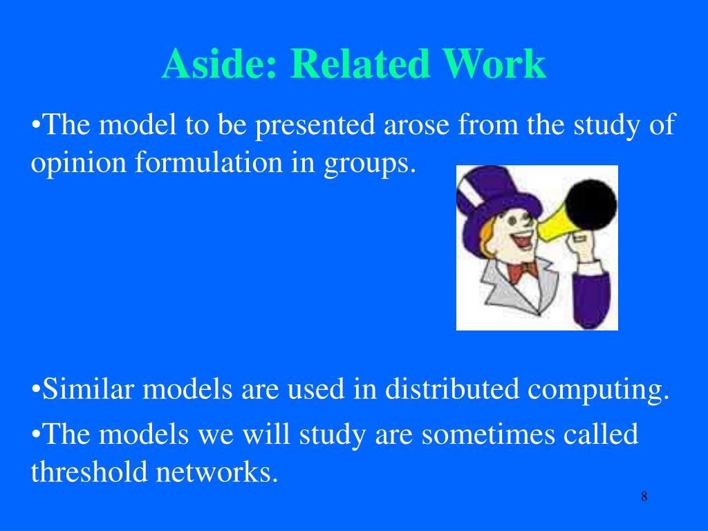 Aside: Related Work