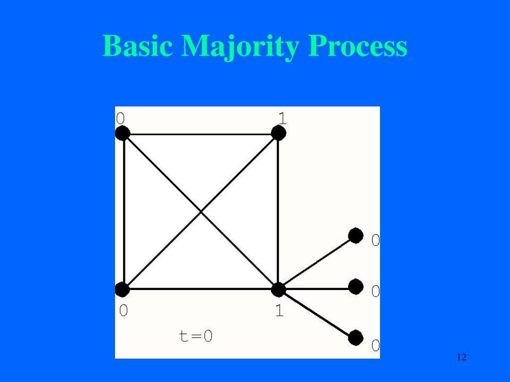 Basic Majority Process
