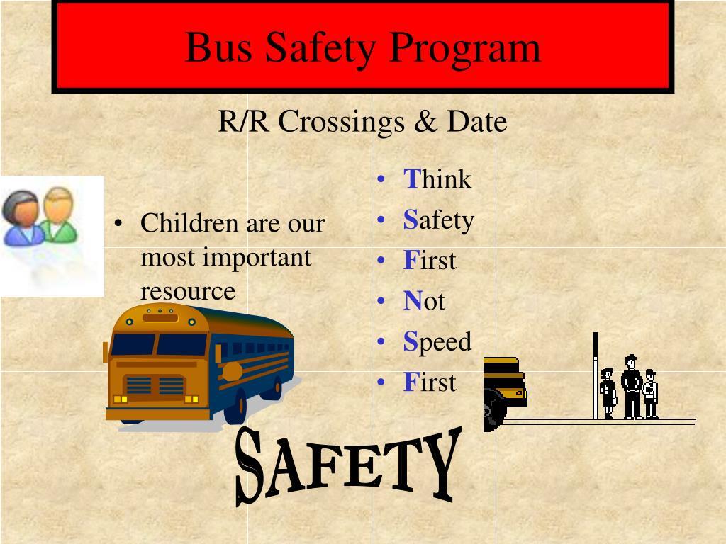 bus safety program l.