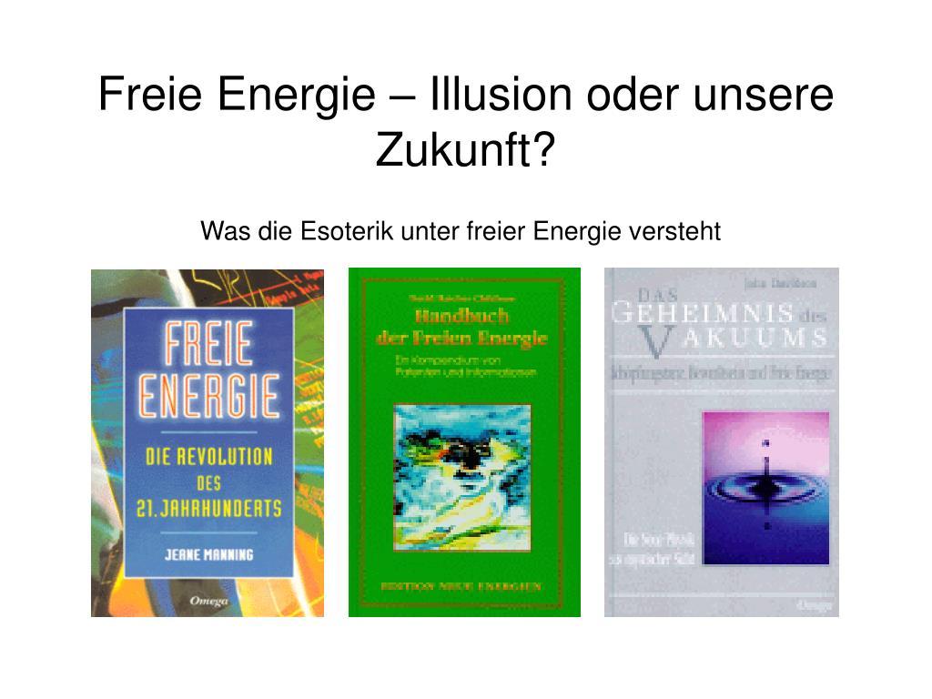 Energie esoterik