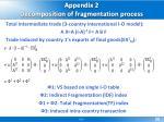 appendix 2 decomposition of fragmentation process