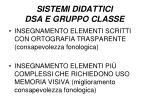 sistemi didattici dsa e gruppo classe37