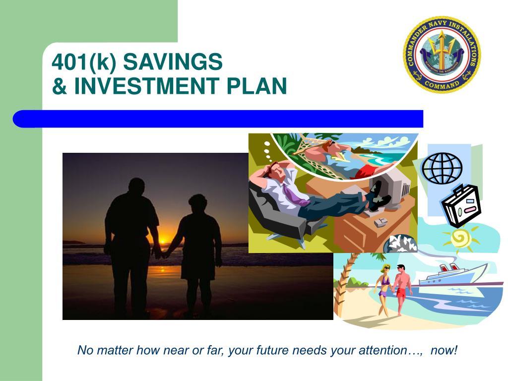 401 k savings investment plan l.