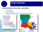 study regions11