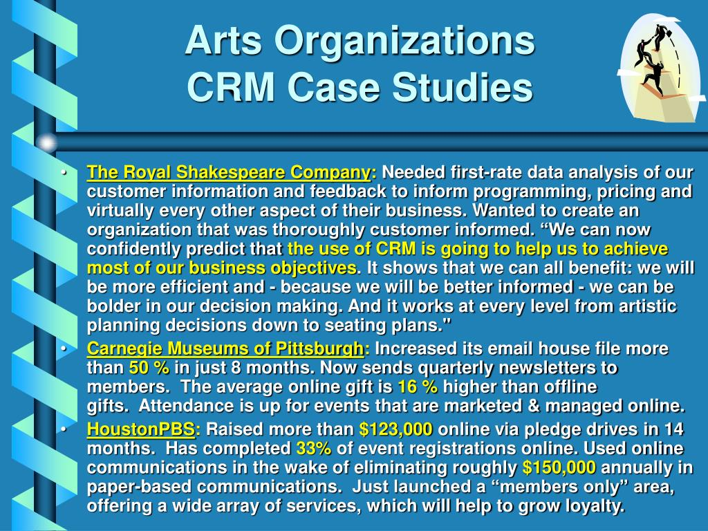 Arts Organizations