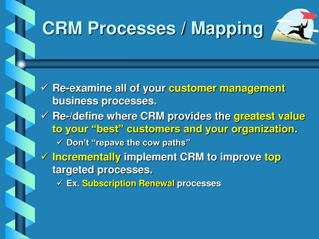 CRM Processes / Mapping