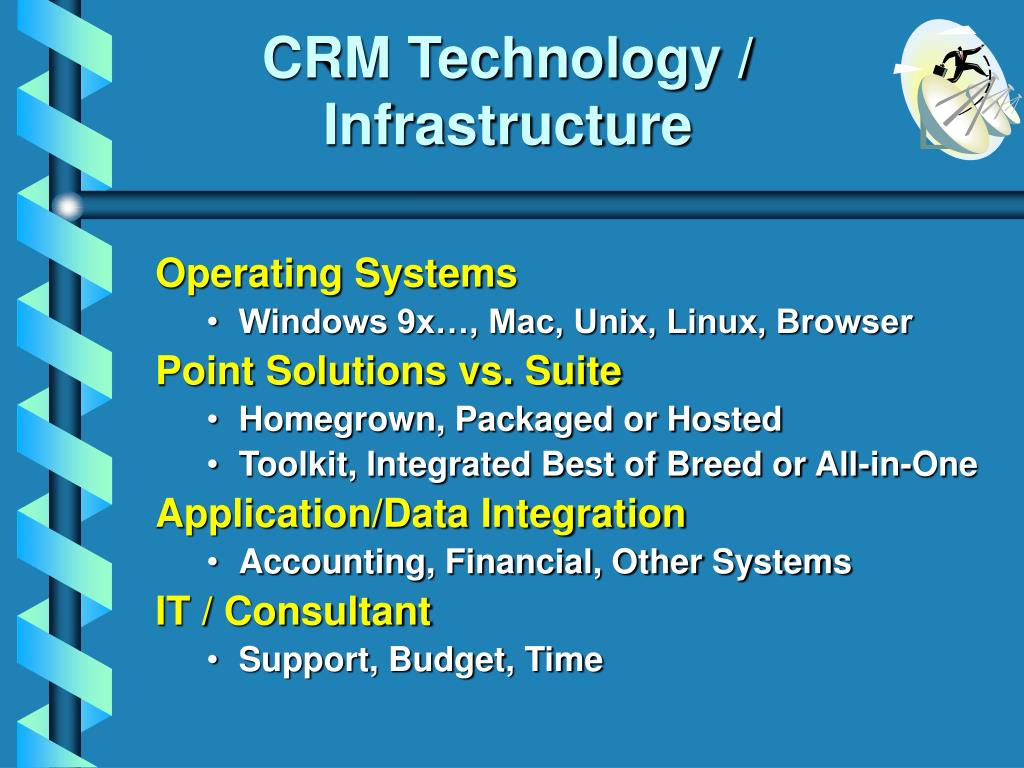 CRM Technology / Infrastructure