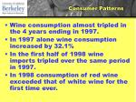 consumer patterns7