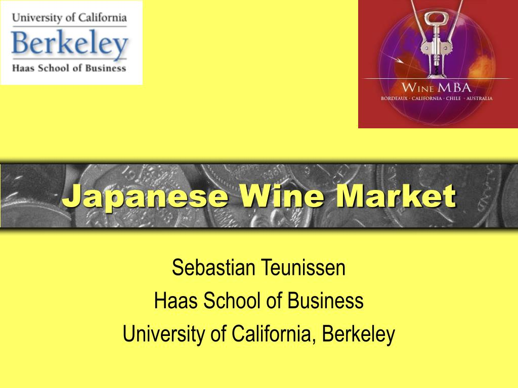 japanese wine market l.
