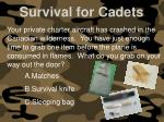 survival for cadets2