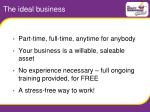 the ideal business18