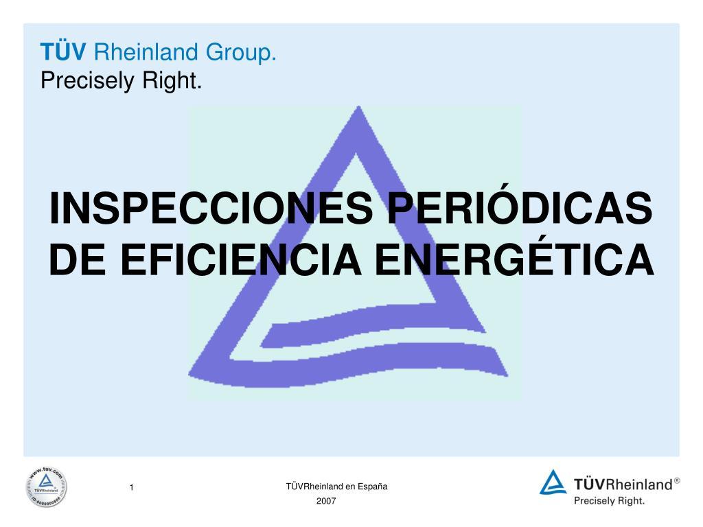 t v rheinland group precisely right l.