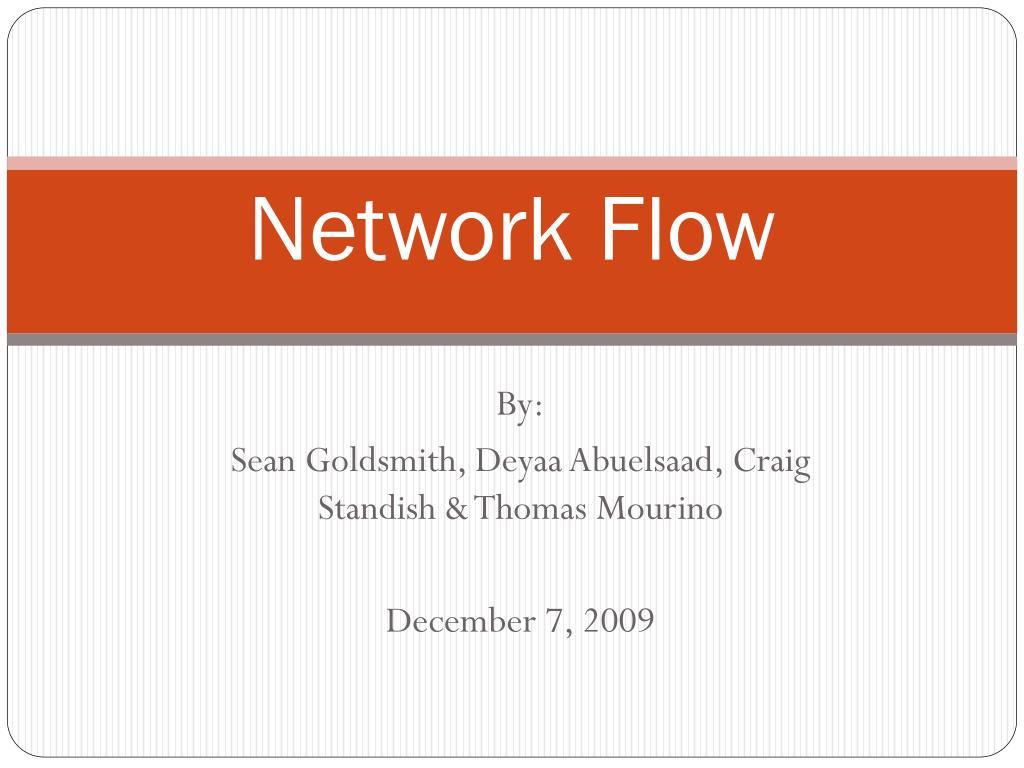 network flow l.