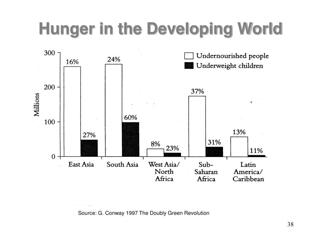 Hunger in the Developing World