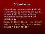 3 problema