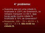 4 problema