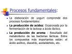 procesos fundamentales