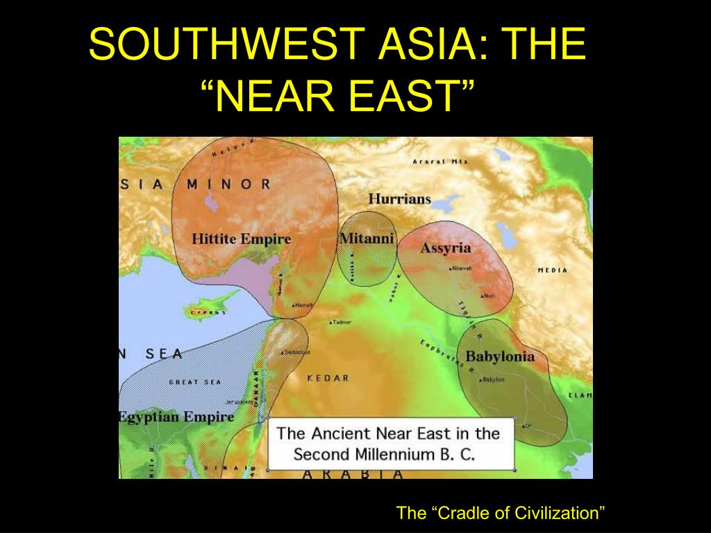 southwest asia the near east l.