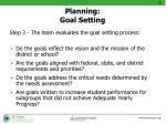 planning goal setting4