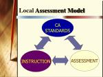 local assessment model