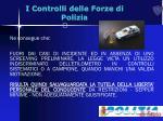 i controlli delle forze di polizia15