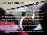 l unione europea e l istruzione