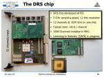 the drs chip
