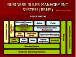 business rules management system brms7