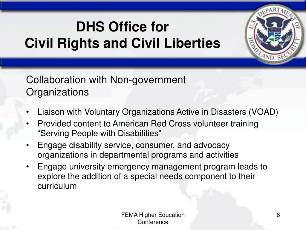 DHS Office for