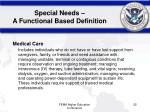 special needs a functional based definition25