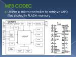 mp3 codec