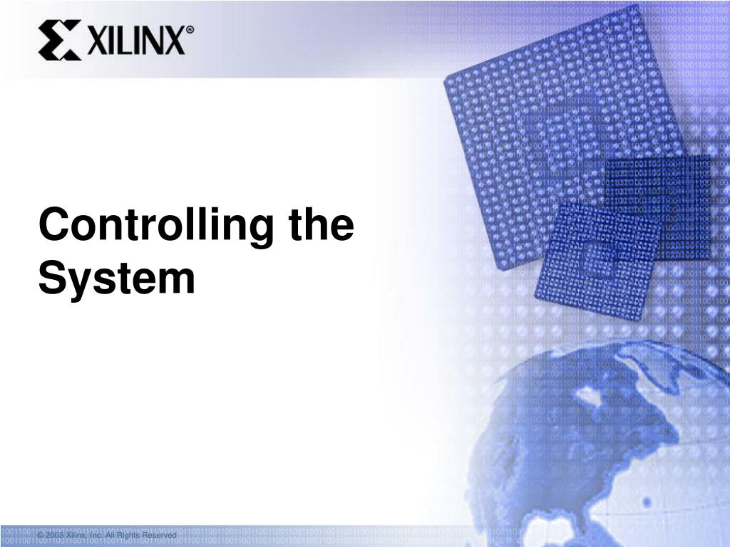 controlling the system l.
